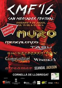 Can Mercader Festival 2016